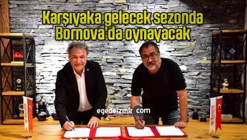 Karşıyaka gelecek sezonda Bornova'da oynayacak