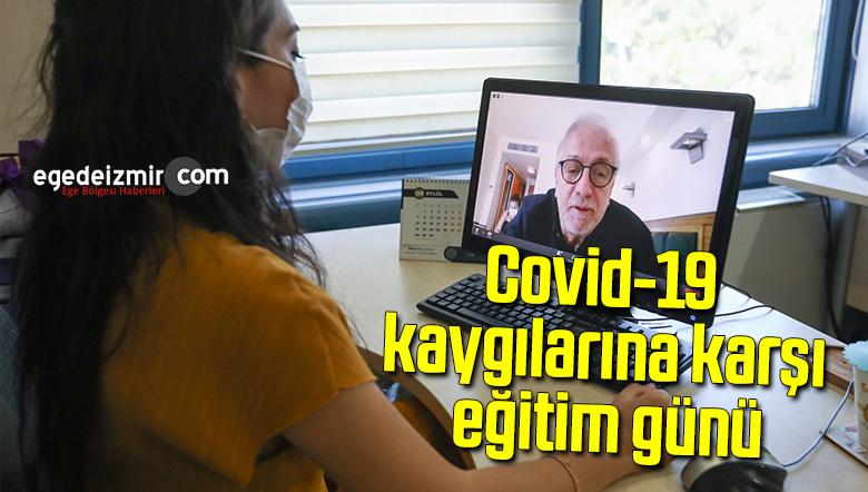 Covid-19 kaygılarına karşı eğitim günü