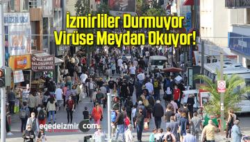 Vakaların arttığı İzmir'de ürküten görüntüler