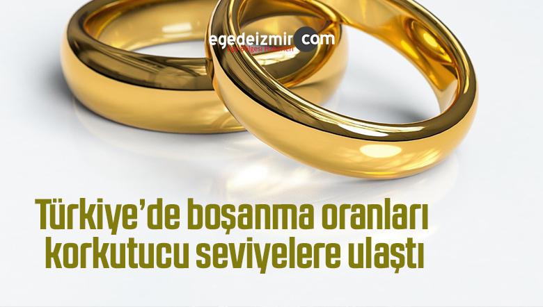 Türkiye'de boşanma oranları korkutucu seviyelere ulaştı