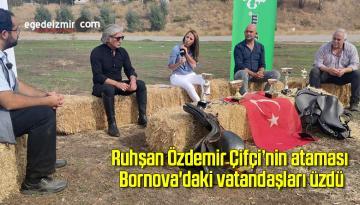 Ruhşan Özdemir Çifçi'nin ataması Bornova'daki vatandaşları üzdü
