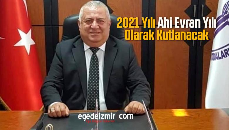 2021 Yılının Ahi Evran Yılı Olarak Kutlanması Kararı Yayımlandı