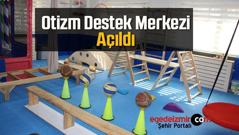 Büyükşehir Belediyesi Otizm Destek Merkezi Açtı