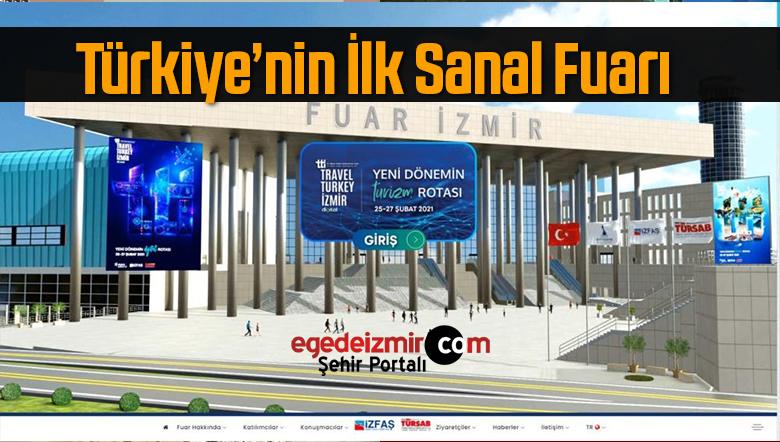 Türkiye Turizm Sektörünün İlk Sanal Fuarı Gerçekleştirildi