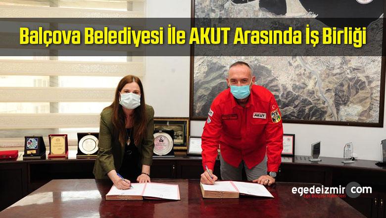 Balçova Belediyesi İle AKUT Arasında Felaketlere Karşı İş Birliği Protokolü