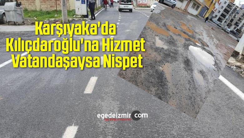 Kılıçdaroğlu'nun Geçeceği Yolu Asfaltladılar Arka Sokağı Çamurla Bıraktılar