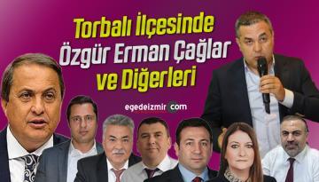 CHP Torbalı Belediye Başkanlığı için Mithat Tekin Aday Oluyor