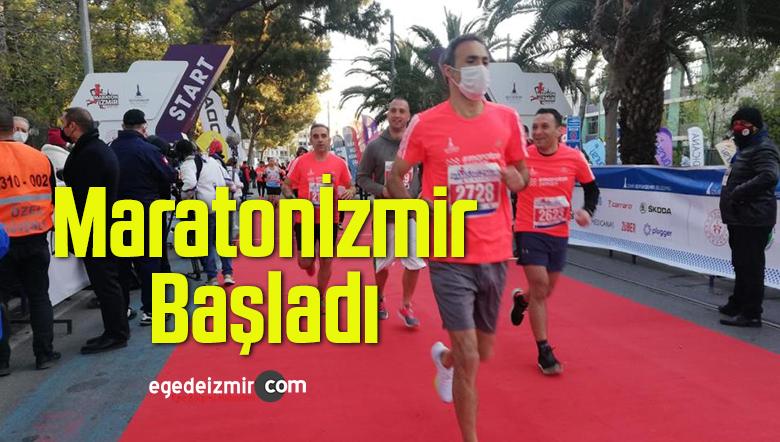 Maratonİzmir Sürdürülebilir Bir Dünya İçin Başladı