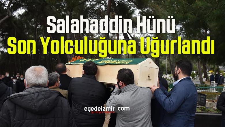 Salahaddin Hünü Son Yolculuğuna Uğurlandı