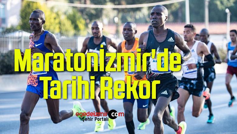 Maratonİzmir'de Tarihi Rekor