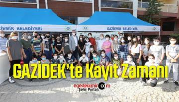 Gaziemir Belediyesi Destek Eğitim Kursunda Kayıtlar Başladı
