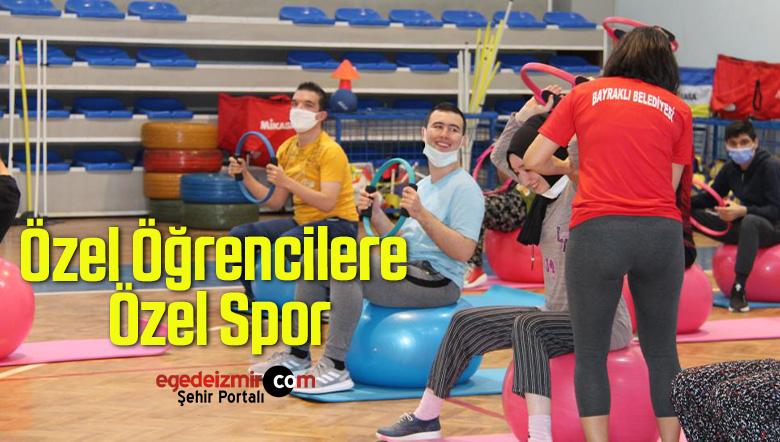 Özel Öğrencilere Özel Spor