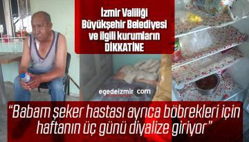 Yardım Bekliyorlar! İzmir Aliağa Cici Sokak Kültür Mahallesi Tuna Küme Evleri No 174