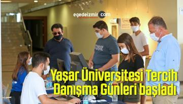 Yaşar Üniversitesi Tercih Danışma Günleri başladı