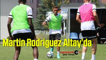 Martin Rodriguez Altay'da