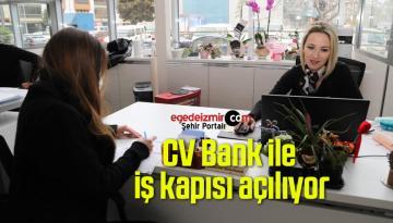 CV Bank ile iş kapısı açılıyor