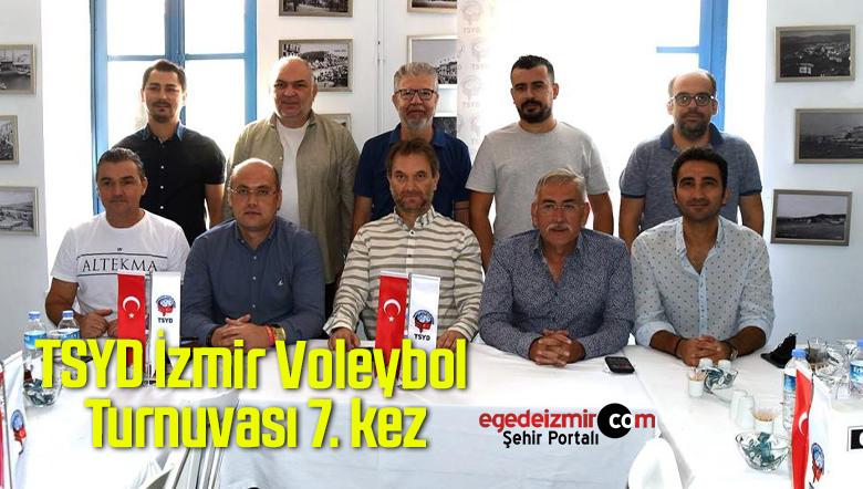 TSYD İzmir Voleybol Turnuvası 7. kez